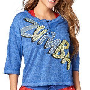 🛍Zumba Fitness Power Baseball T-Shirt